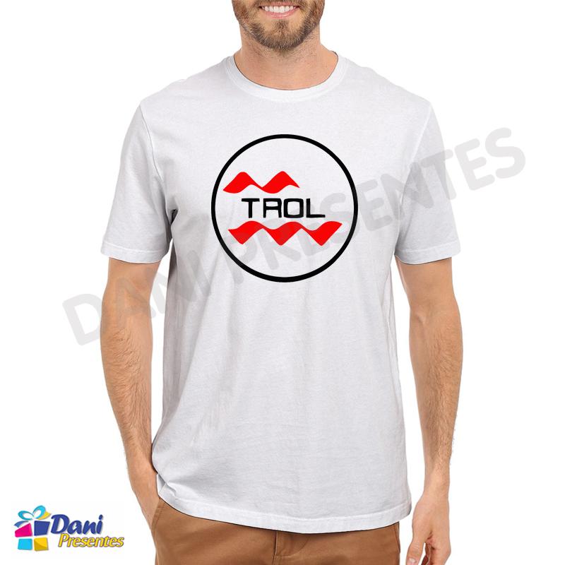 Camiseta Trol - Brinquedos Antigos
