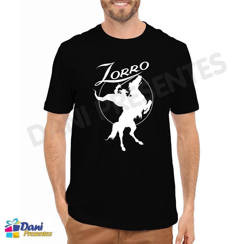 Camiseta Zorro