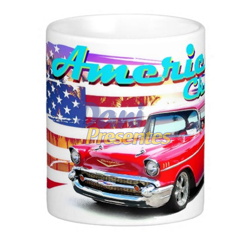Caneca American Chevy