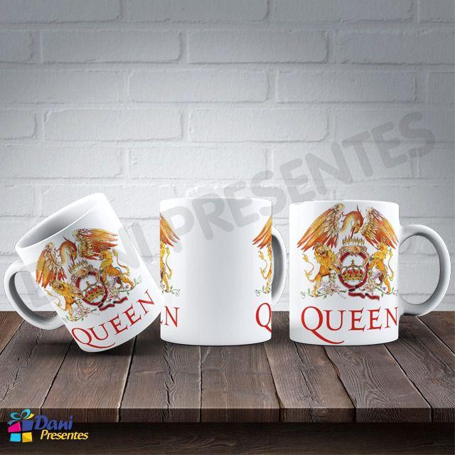 Caneca Banda Queen