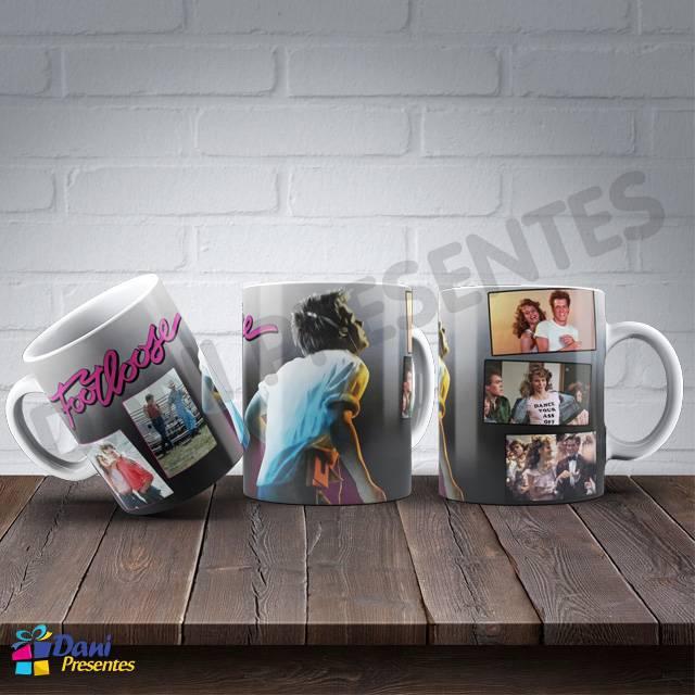 Caneca Footloose - Ritmo Louco