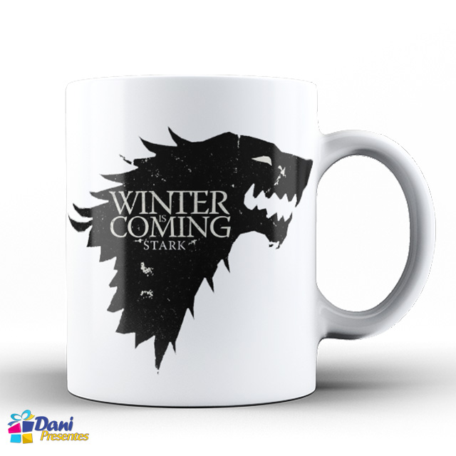 Caneca Game of Thrones Winter is Coming