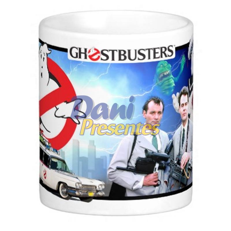 Caneca Ghostbusters - Caça-Fantasmas