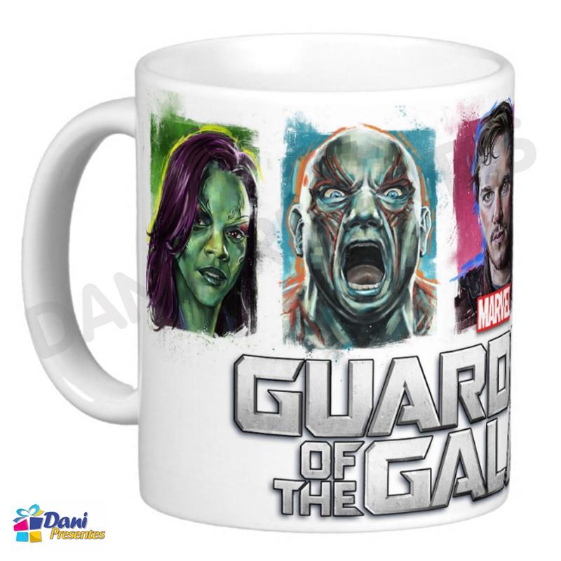 Caneca Guardiões da Galáxia