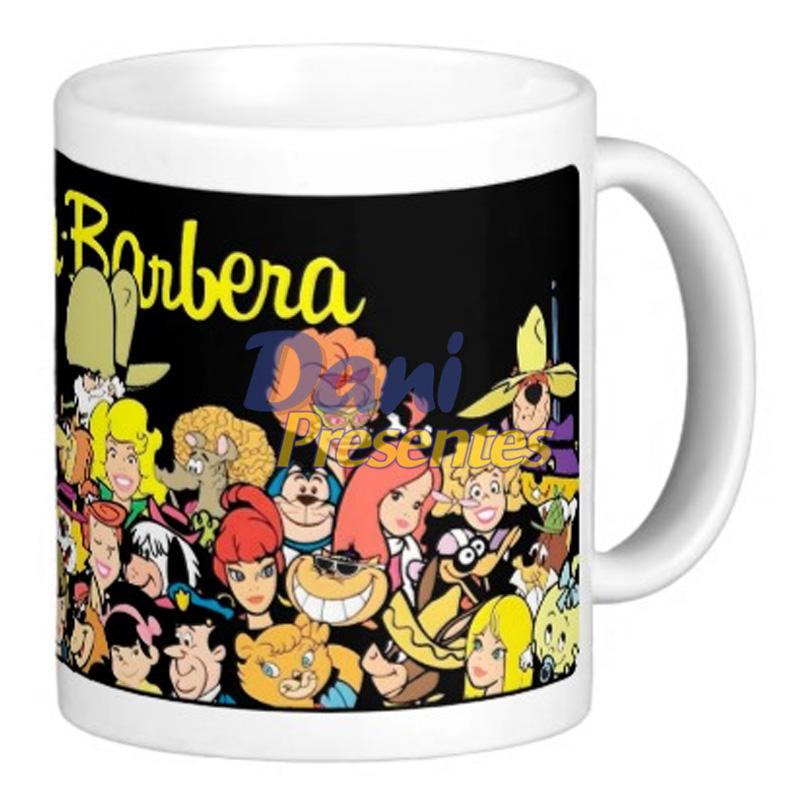 Caneca Hanna-Barbera