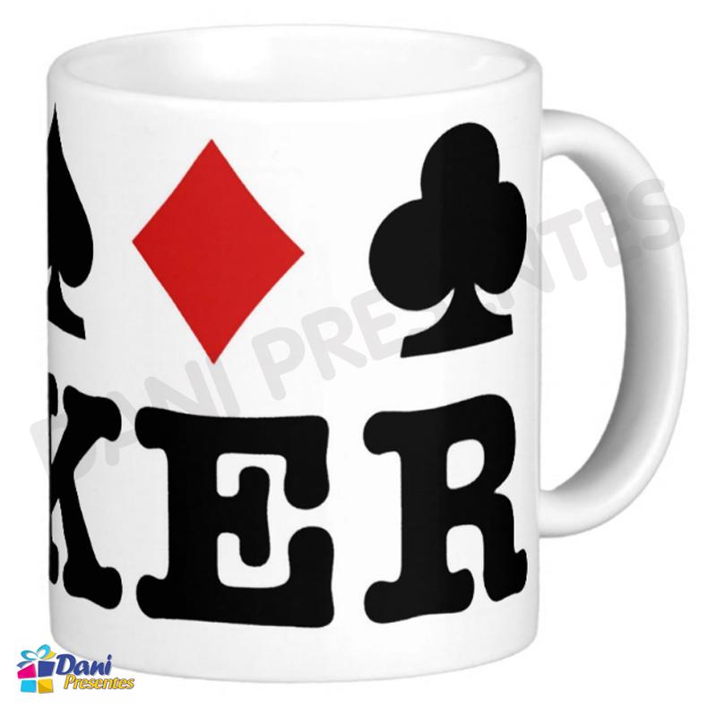 Caneca I Love Poker