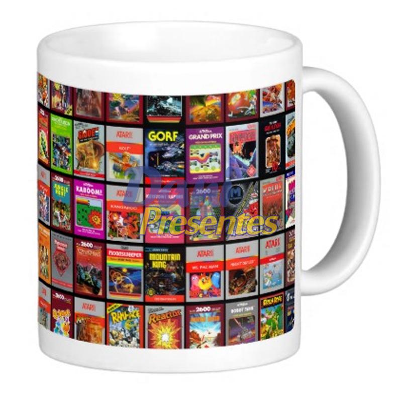 Caneca Jogos Atari
