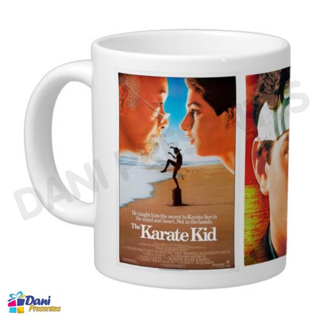 Caneca Karate Kid