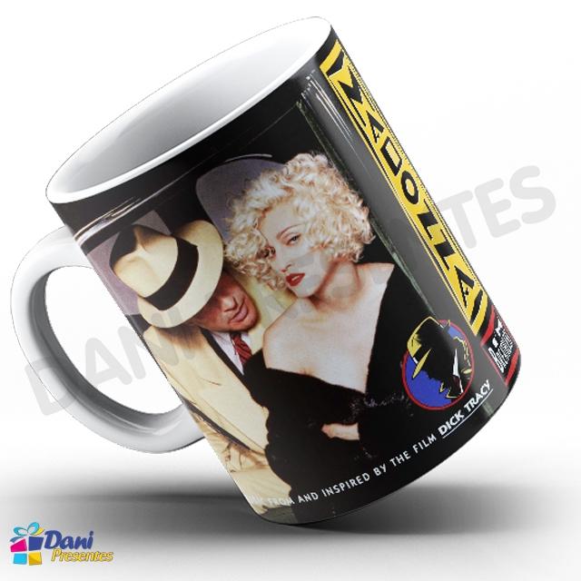 Caneca Madonna - Capa Do Disco I'm Breathless