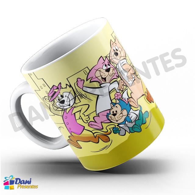 Caneca Manda Chuva e sua Gangue - Hanna-Barbera