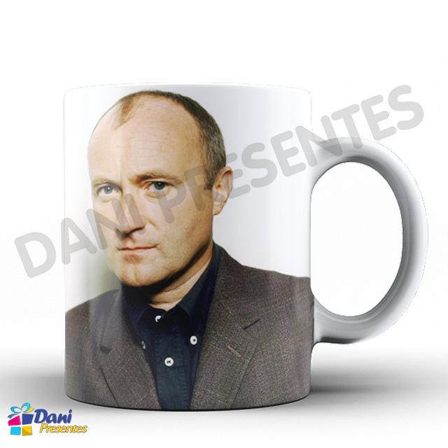 Caneca Phil Collins
