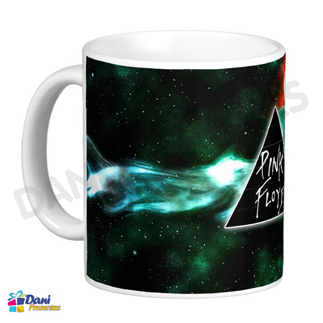 Caneca Pink Floyd - The Dark Side of the Moon