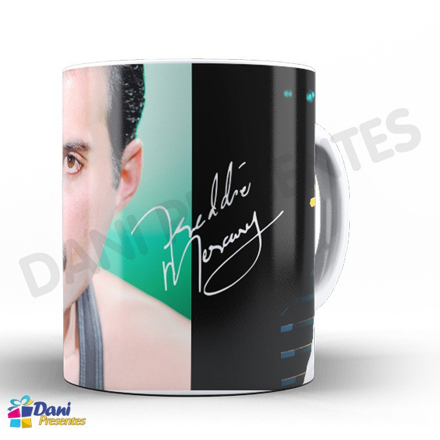 Caneca Queen - Freddie Mercury