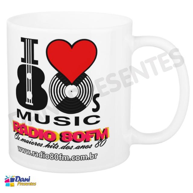 Caneca Rádio 80FM