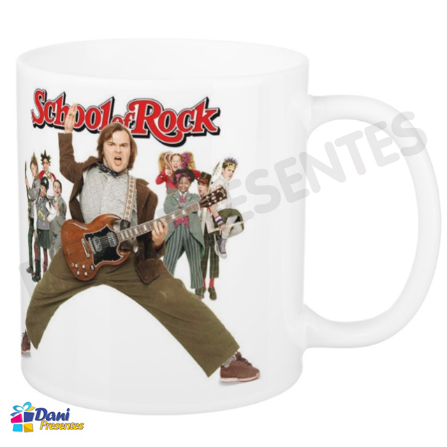 Caneca School of Rock