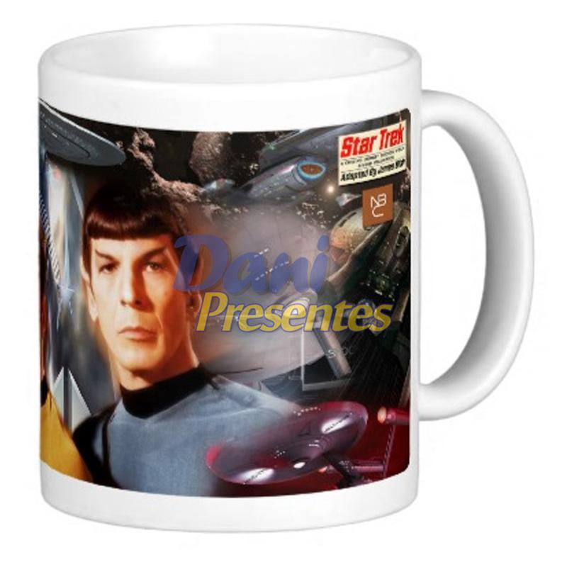 Caneca Star Trek