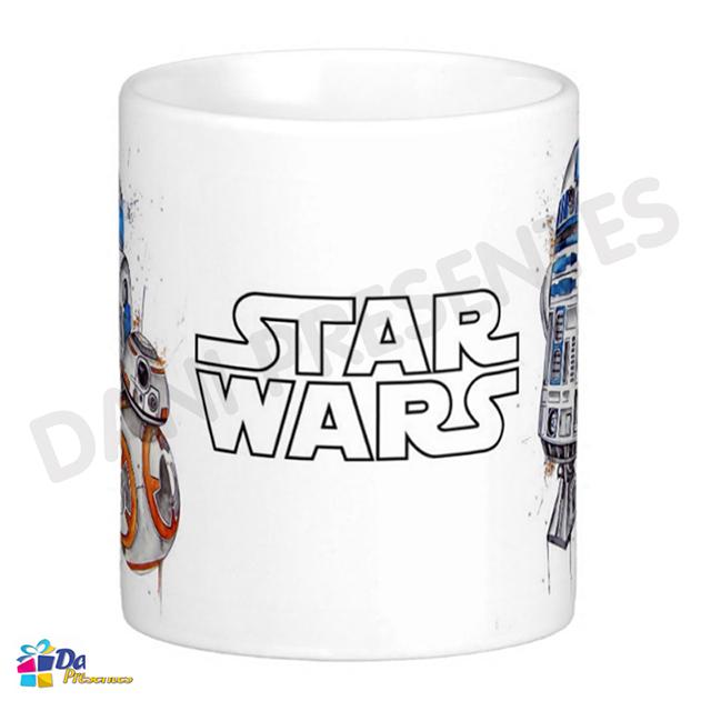 Caneca Star Wars - R2-D2
