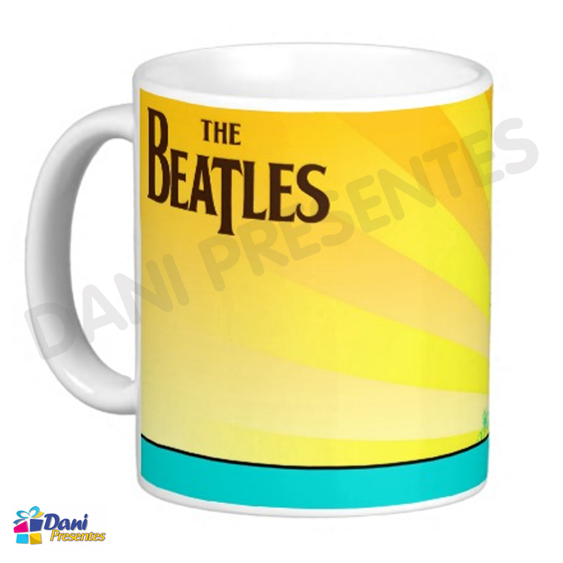 Caneca The Beatles