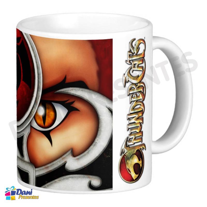 Caneca ThunderCats - Lion - Olho de Thundera