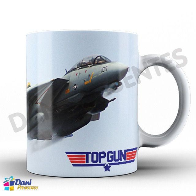 Caneca Top Gun - Ases Indomáveis