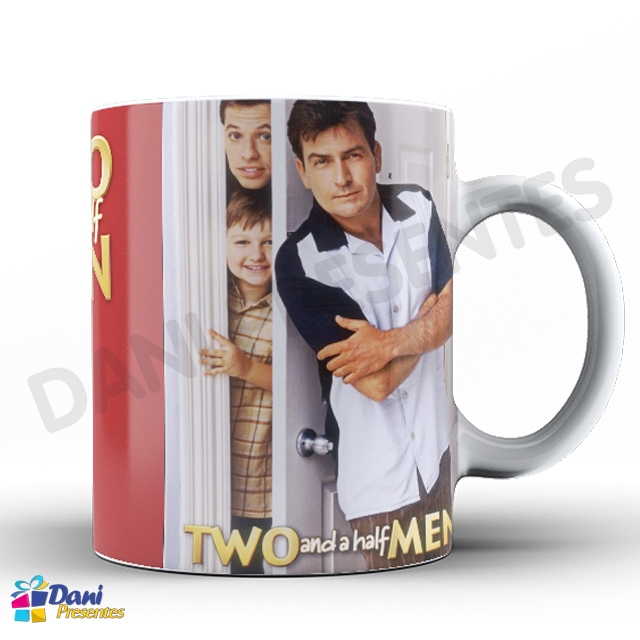 Caneca Two And A Half Men