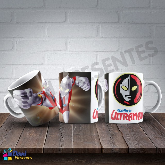 Caneca Ultraman
