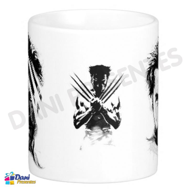 Caneca X-Men Wolverine