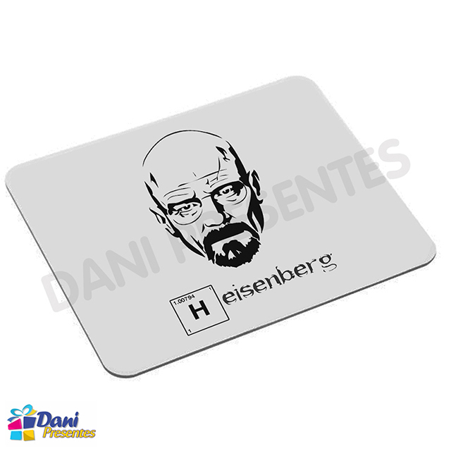 Mouse Pad Breaking Bad Heisenberg