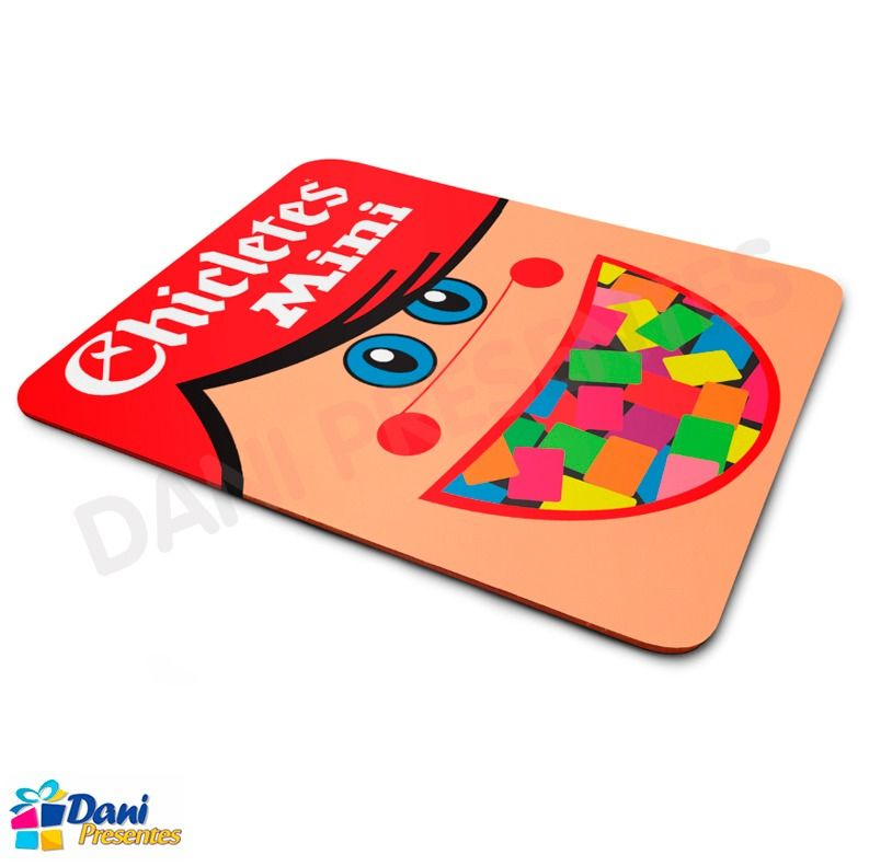 Mouse Pad Chicletes Mini