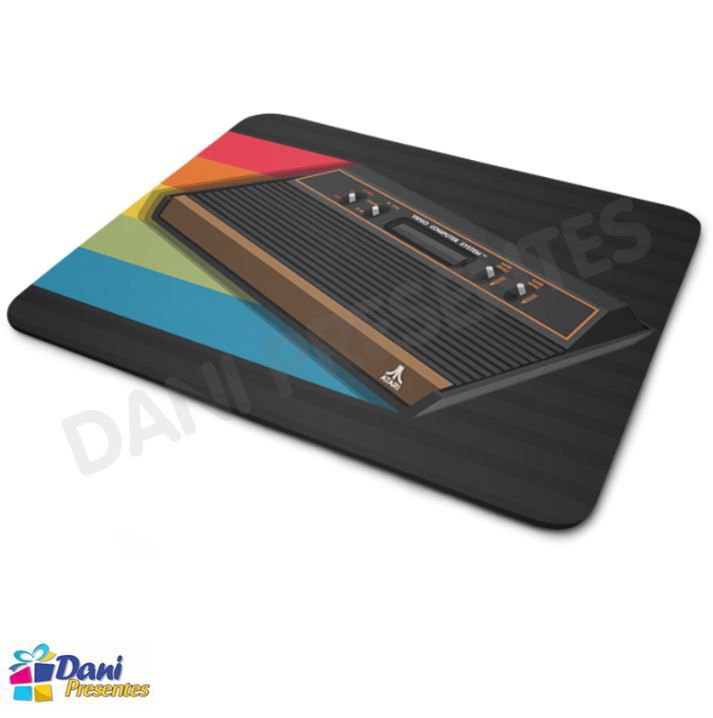 Mouse Pad Console do Atari 2600