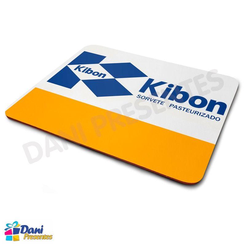 Mouse Pad Sorvete Kibon
