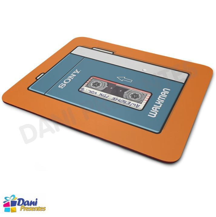 Mouse Pad Walkman Sony Anos 80