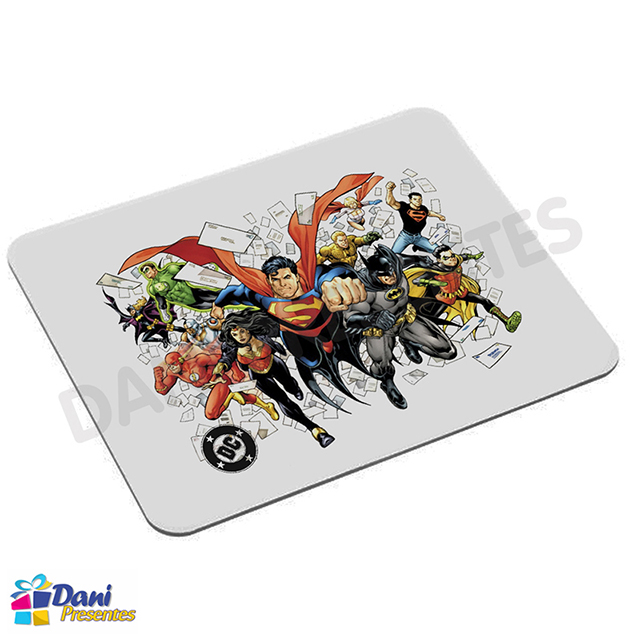 Mouse Pad Super Amigos