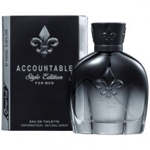 Accountable Style Edition Eau de Toilette 100ml - Perfume Masculino