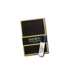 Ganhe Amostra Bad Boy de Carolina Herrera 1,5ml