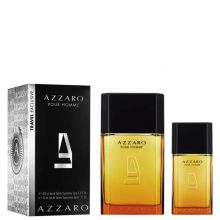 Azzaro Pour Homme Duo EDT 100ml + Eau de Toilette 30ml - Kit Perfume Masculino