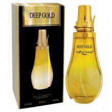 Deep Gold For Women Eau de Parfum 100ml - Perfume Feminino