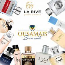 Kit Revenda 12 Perfumes La Rive - A Escolha