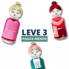 Kit Leve 3 e Pague Menos - Sisterland United Colors of Benetton