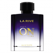 La Rive Just On Time Eau de Toilette 100ml -  Perfume Masculino