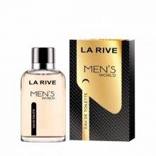 La Rive Men's World Eau de Toillete 90ml - Perfume Masculino