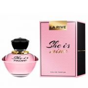 La Rive She Is Mine Eau de Parfum 90ml - Perfume Feminino