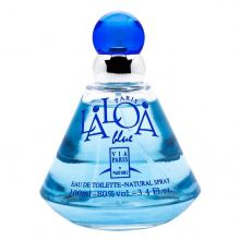 Laloa Blue Eau de Toilette 100ml - Perfume Feminino - Via Paris