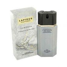Lapidus Pour Homme Eau de Toilette 100ml - Perfume Masculino