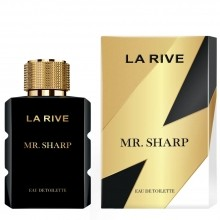 Perfume Mr Sharp - La Rive - Masculino - Eau de Toilette - 100ml