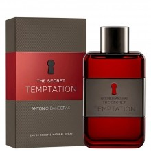 Perfume The Secret Temptation Eau de Toilette 200ml - Antonio Banderas