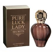 Pure Luck Lady Secrets Eau de Parfum 100ml - Perfume Feminino