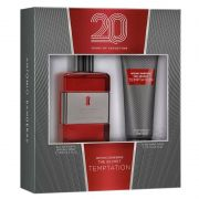 The Secret Temptation EDT 100ml + After Shave Balm 75ml - Kit Perfume Masculino