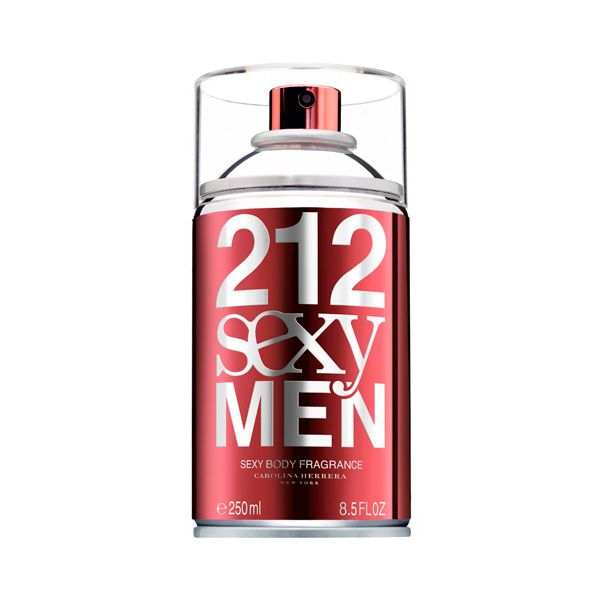 212 Sexy Men Body Spray 250ml - Perfume Masculino Corporal