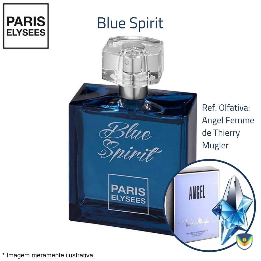 Blue Spirit Eau de Toilette 100ml - Perfume Feminino